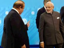 Sharif, Modi wave at each other at UN peacekeeping summit
