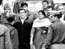 Nupur and Rajesh Talwar