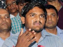 Hardik Patel, Quota