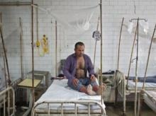 A dengue patient