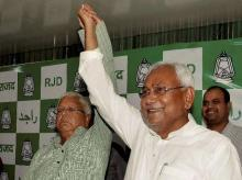 Bihar, Nitish Kumar, Lalu Prasad, Grand Alliance