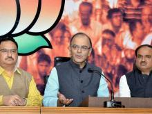 Arun Jaitley, BJP, Bihar, RSS