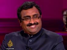 Ram Madhav (Photo: YouTube)