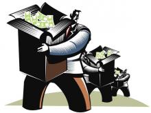 FIIs see bumpy ride; DIIs pump in $7.9 bn investments this year: Report