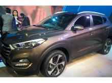 General Motors India's Essentia is on display at the Auto Expo in New Delhi