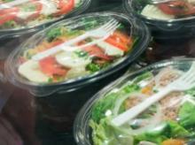 Food packaging image via Shutterstock.