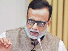 hasmukh adhia Revenue secretary