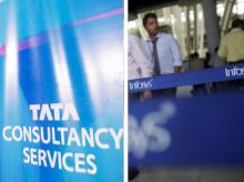 BSE IT index hits record high; TCS, Infosys touches new high