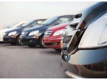 Auto sales in top gear