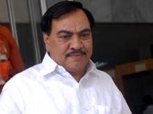 Eknath Khadse, Revenue Minister, Maharashtra
