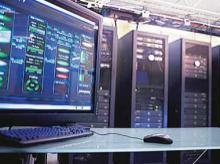 De-growth in external storage after telecom spending slows