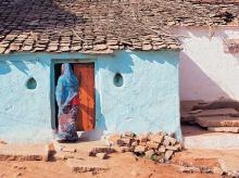 Rural housing scheme