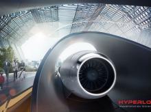 Representative image of Hyperloop
