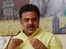Mumbai Congress chief Sanjay Nirupam,