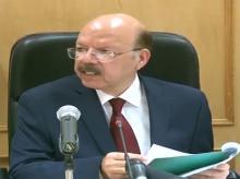 Chief Election Commissioner Nasim Zaidi