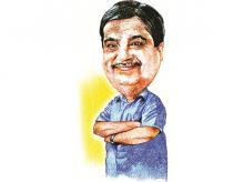 Nitin Gadkari, Transport Minister, BJP
