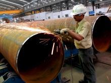 steel, imports