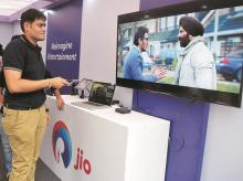 Jio launch in September has stirred the Rs 2-lakh crore telecom market