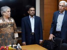 BCCI, Diana Edulji,Vinod Rai, Vikram Limaye, Bangaldesh Test