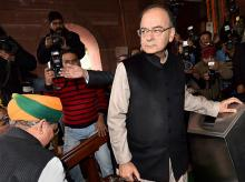 Finance Minister, Arun Jaitley, political funding, Assembly elections 2017