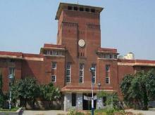 Delhi University. Photo: Facebook