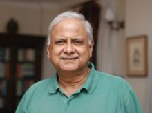 Jagdeep Chhokar, founder-member of the Association for Democratic Reforms and a former professor at Indian Institute of Management, Ahmedabad