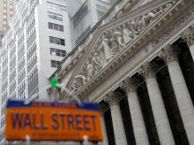 wall street, us stocks, stock market