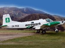 Ravensdown Aerowork aircraft