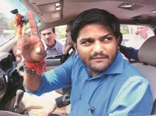 Patidar reservation among demands made by Hardik to support Congress