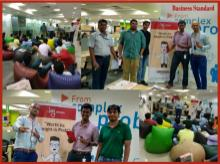 Fridays With Business Standard at Absolutdata Gurgaon
