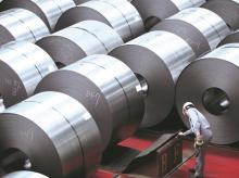 India turns net importer of steel during Apr-Sep