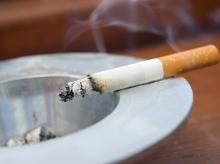 Smoking socially may cause heart problems