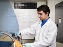 Biogen lab