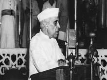 Jawaharlal Nehru, Nehru, India