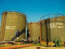 Oil India, Oil India plant