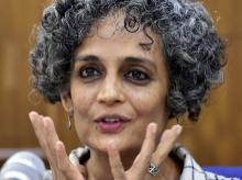 Arundhati Roy, writer, social activist