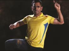 The Star India campaign for its Tamil sports channel features M S Dhoni and R Ashwin among other sports stars popular in the state
