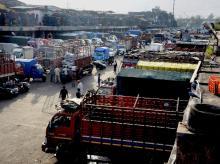 Maharashtra APMC Vegetable Market, Farmers strike