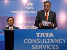 Tata, TCS, N Chandrasekharan, Rajesh Gopinath