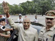 Ram Nath Kovind, NDA's presidential candidate