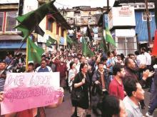 Gorkhaland, GTA, Darjeeling