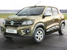Renault Kwid plays the reinvention game