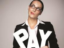 Pay, women