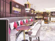 ITC's luxury chocolate brand Fabelle sells in boutiques inside seven of its hotels.