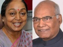 Meira Kumar Vs Ram Nath Kovind Presidential election 2017