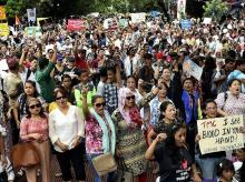 Gorkhaland stir, GJM protests, Gorkhaland