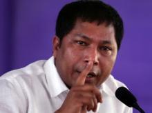 Mukul Sangma, Meghalaya, CM