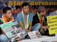 GJM protests