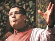 Arvind Subramanian, Chief Economic Advisor, Ministry of Finance.
