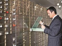 Did you know? Home insurance also covers valuables inside bank locker
